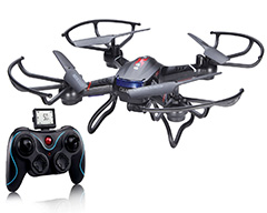 Holy-Stone-F181-RC-Quadcopter-Drone-with-HD-Camera-RTF-4-Channel-2.4